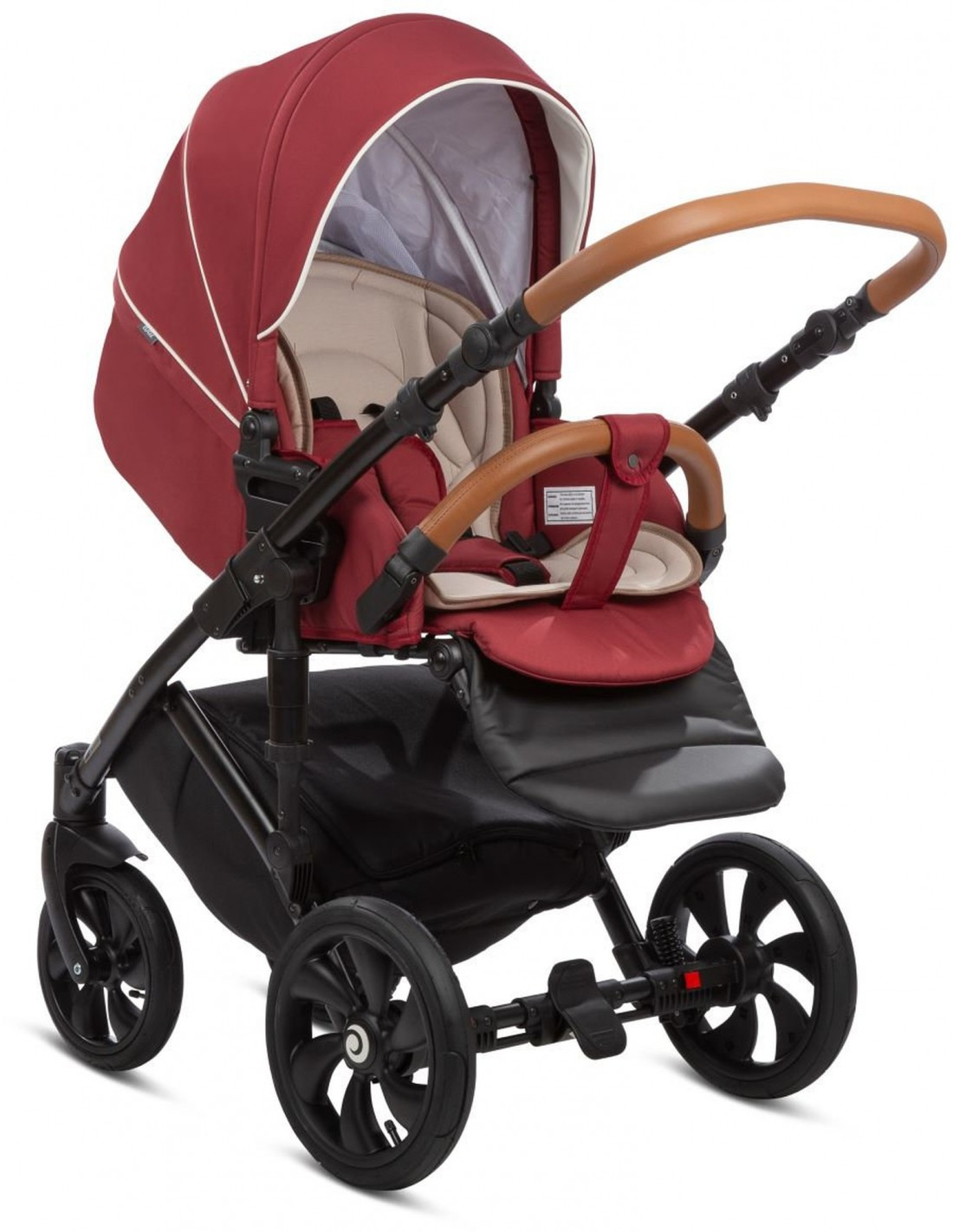 just wheel without fork holder RIKO BRANO LUXE FRONT WHEELL
